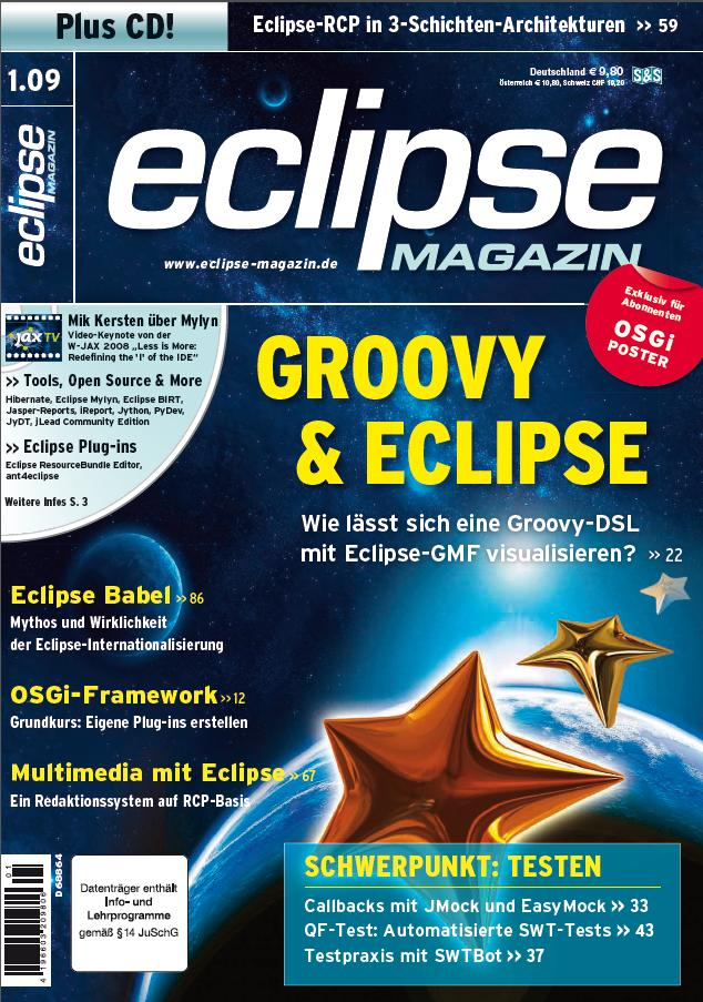 Eclipse Magazin 1.09