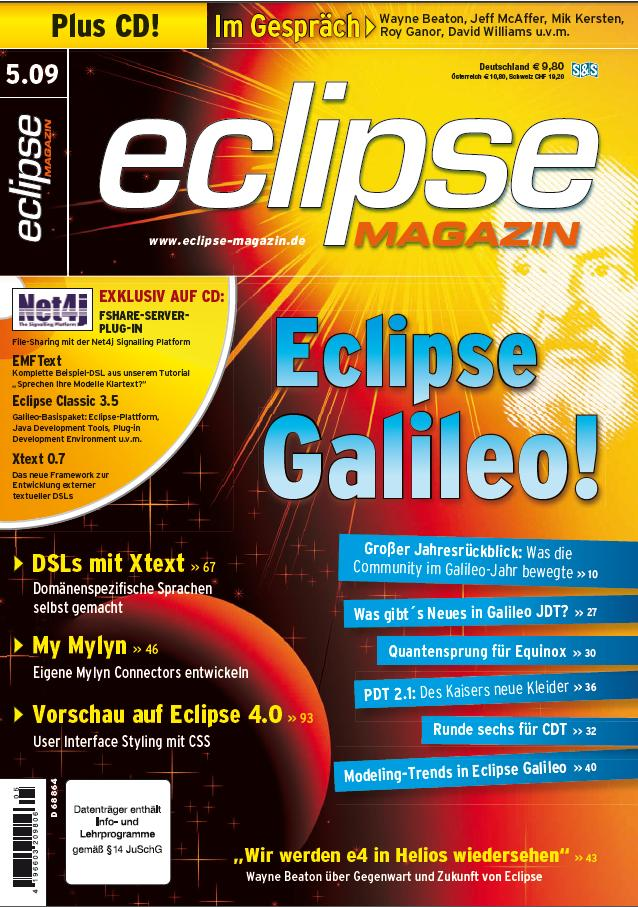 Eclipse Magazin 5.09